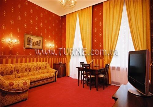 Отель Континенталь Одесса