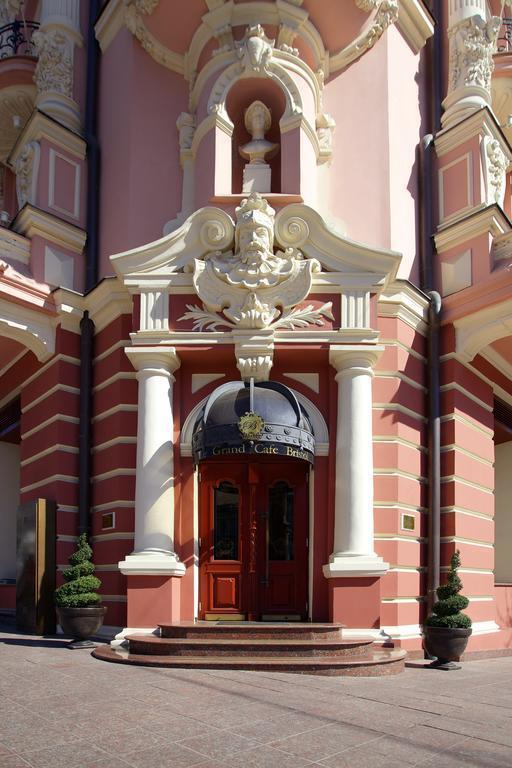 Отель Отель Бристоль Украина Одесса