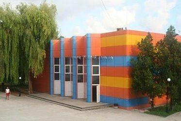 Отель Детский лагерь