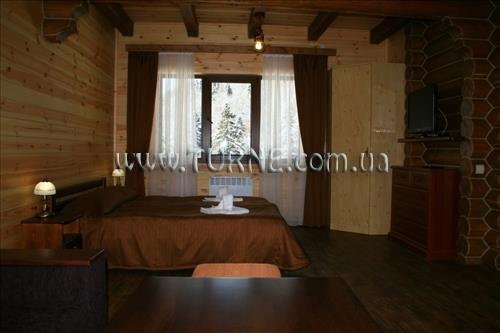 Отель Озеро Vita Пилипец
