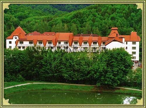 Отель Солнечная Долина Поляна