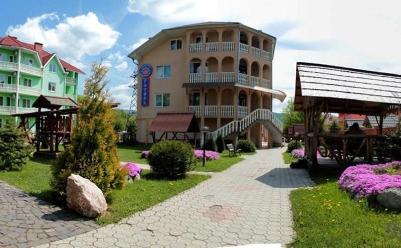 Отель Солнечное Закарпатье Поляна