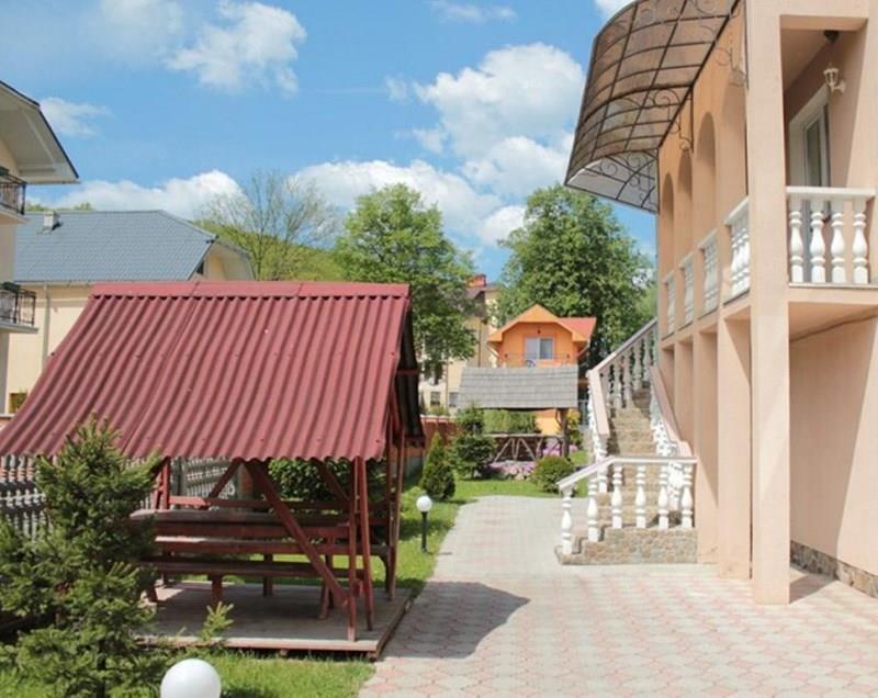Отель Солнечное Закарпатье Украина Поляна