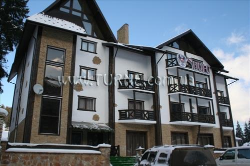 Отель Шульц Украина Поляница