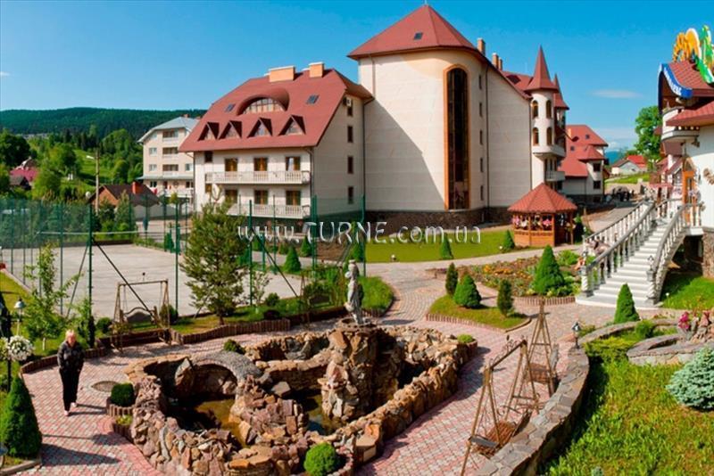 Dianna Hotel Сходница