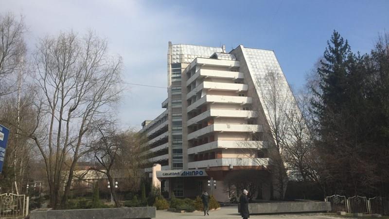 Днепр-Бескид Трускавец