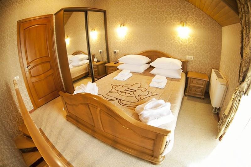 Отель Золотая Корона Украина Трускавец