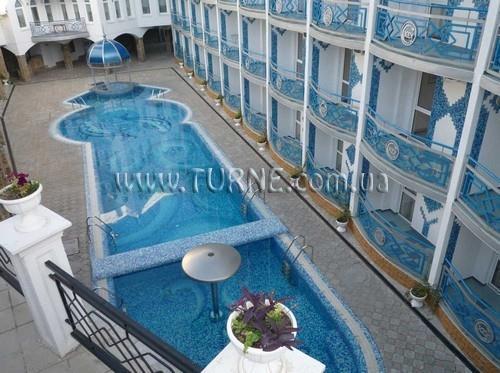 Отель 1001 ночь Ялта
