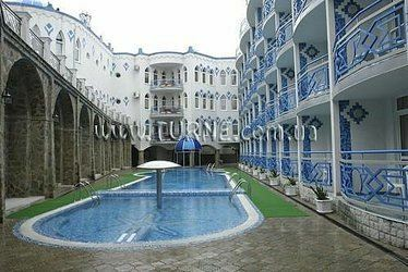 Отель 1001 ночь Украина Ялта