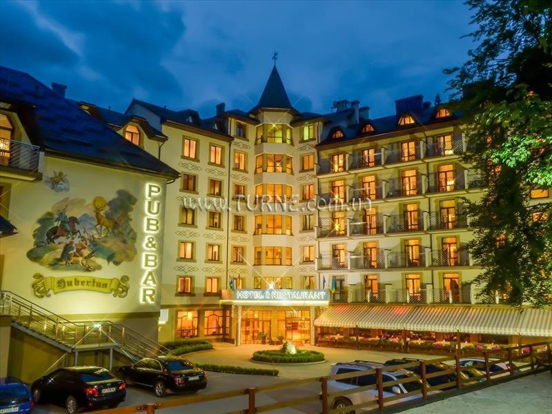 Romantik Spa Hotel Украина Яремче