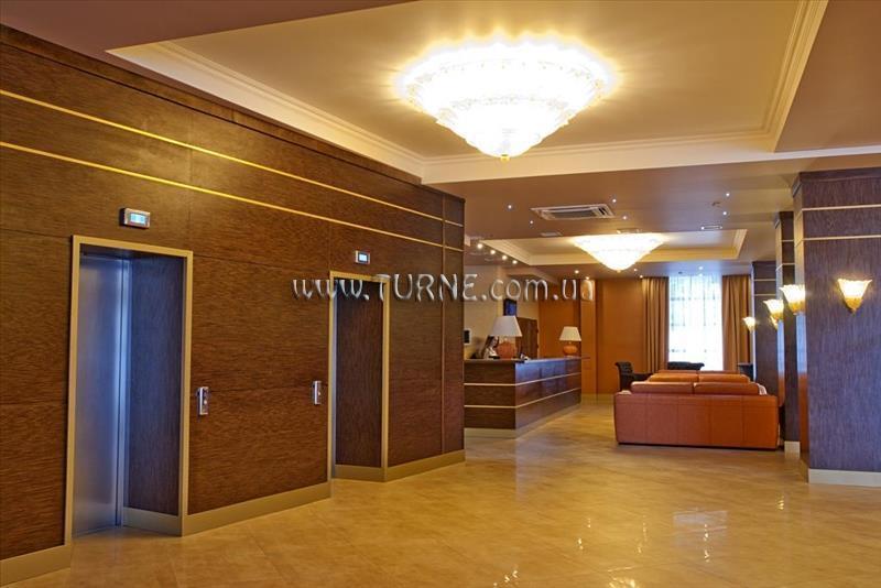 Romantik Spa Hotel Яремче