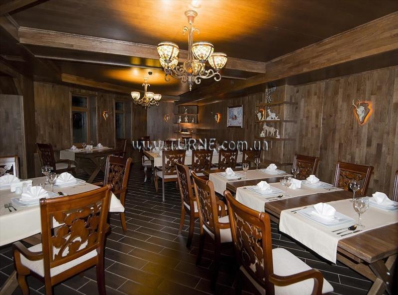 Отель Romantik Spa Hotel Украина Яремче