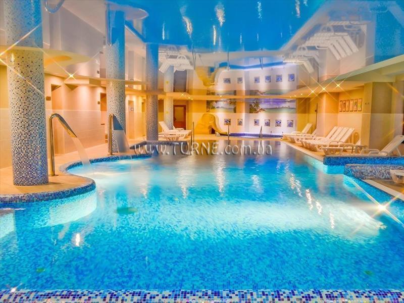 Отель Romantik Spa Hotel Яремче