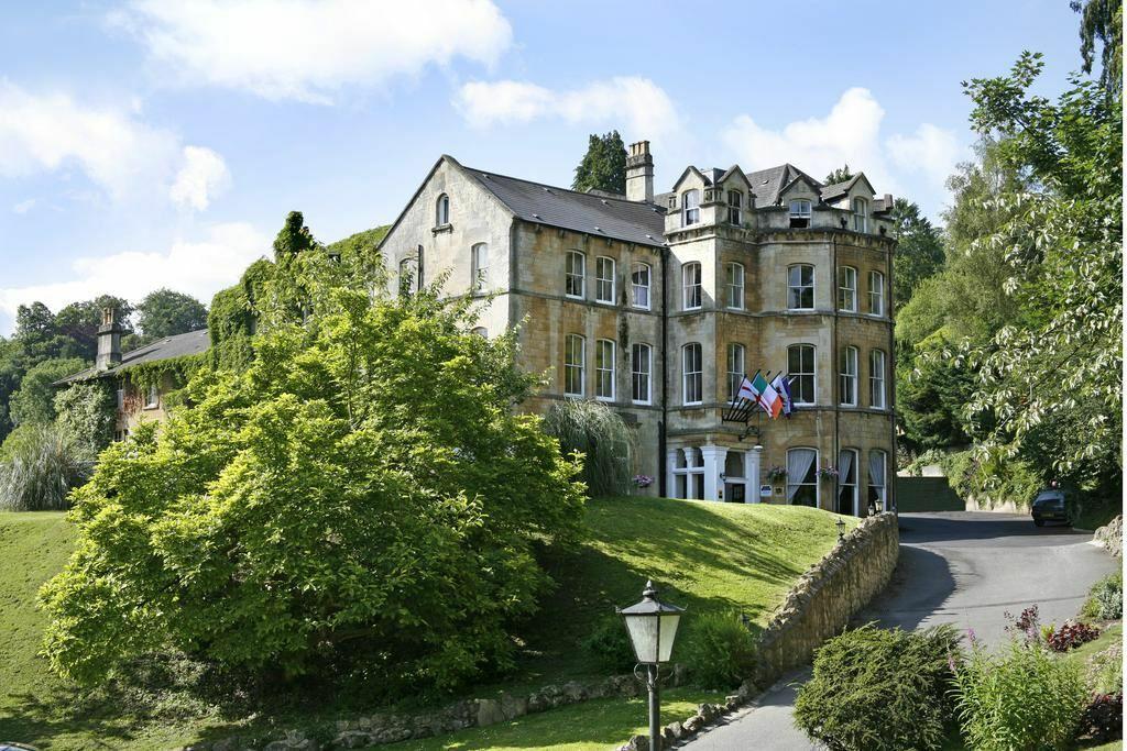 Отель Best Western Limpley Stoke Hotel Бат