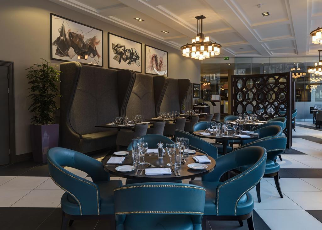 Фото Doubletree By Hilton Hotel Edinburgh City Centre Великобритания Эдинбург