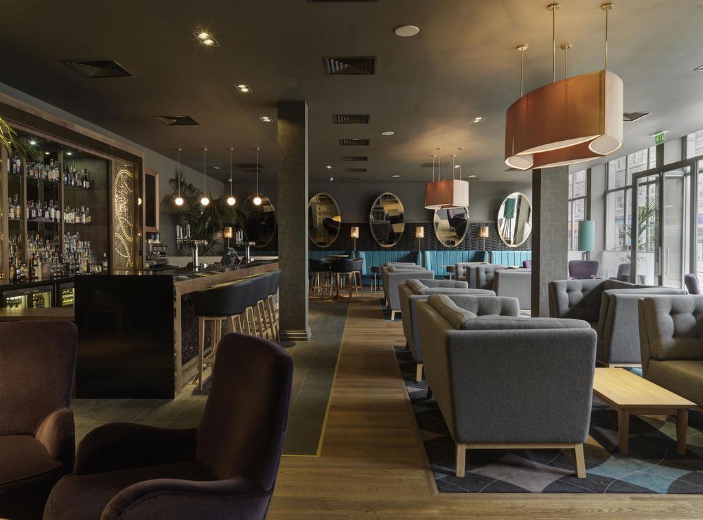 Фото Doubletree By Hilton Hotel Edinburgh City Centre Великобритания