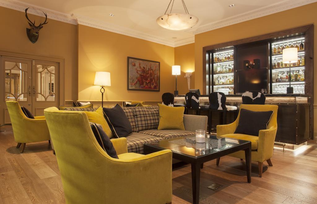 Отель The Balmoral Эдинбург
