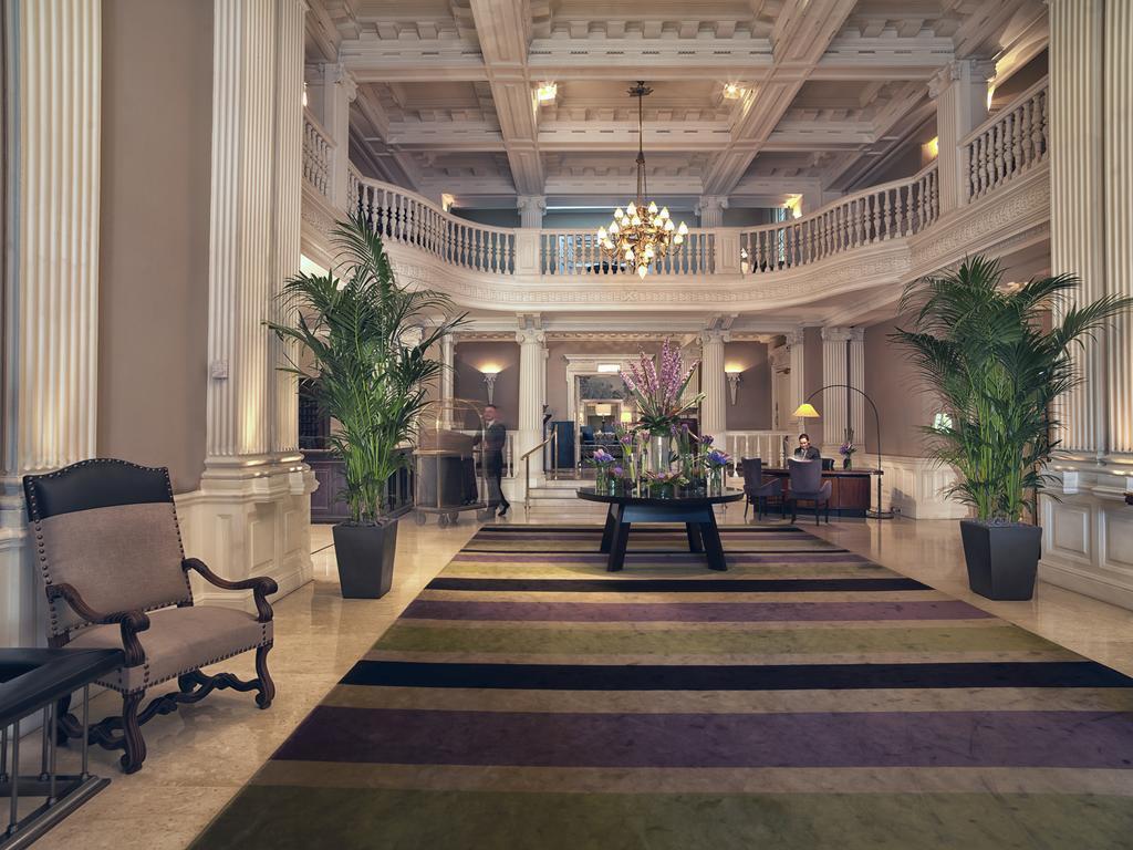 Отель The Balmoral Великобритания Эдинбург
