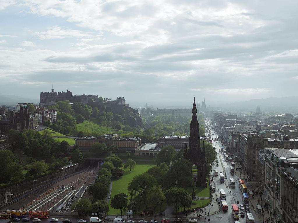 The Balmoral Эдинбург