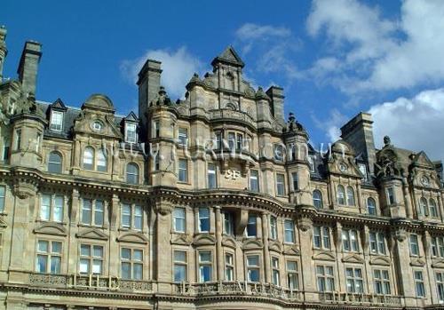 Фото The Balmoral Великобритания Эдинбург
