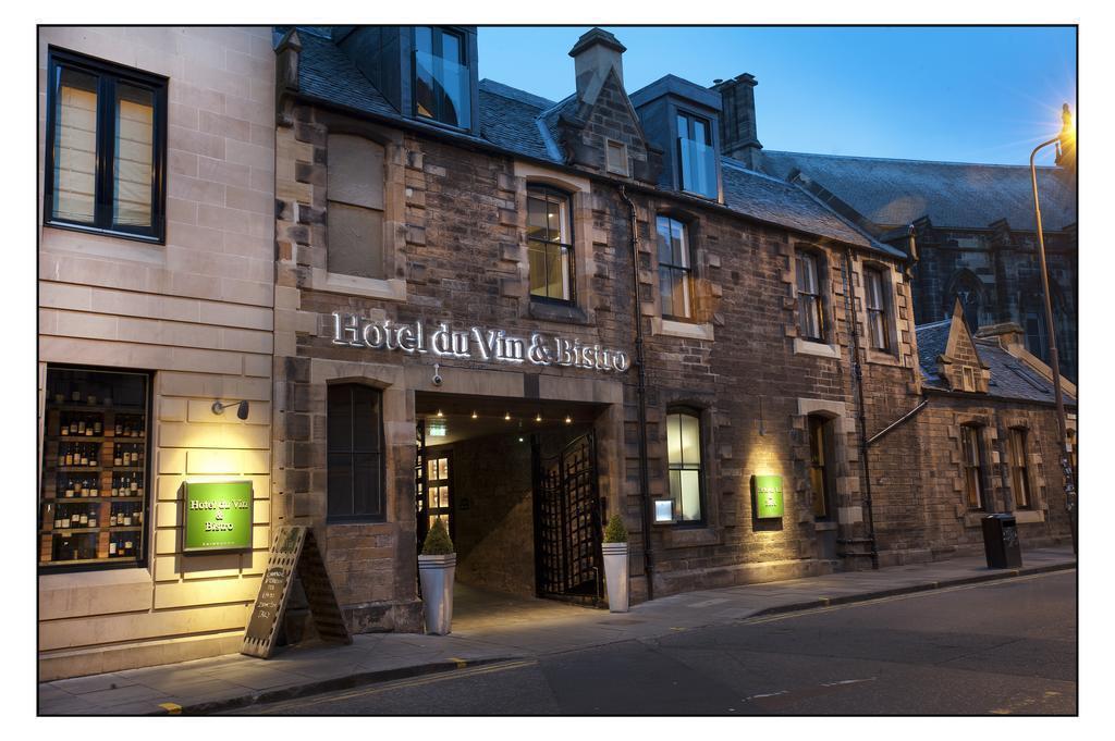 Du Vin Edinburgh