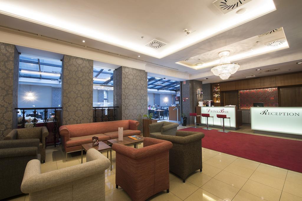 Фото The Three Corners Hotel Bristol Будапешт