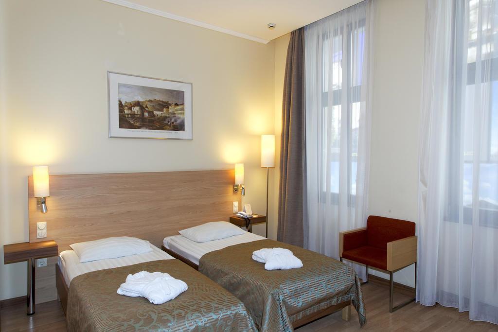 Отель The Three Corners Hotel Bristol Будапешт