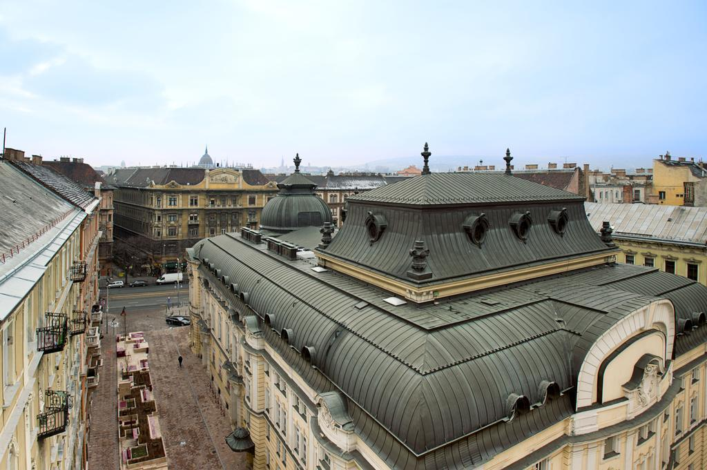 Фото Nh Budapest City 4*
