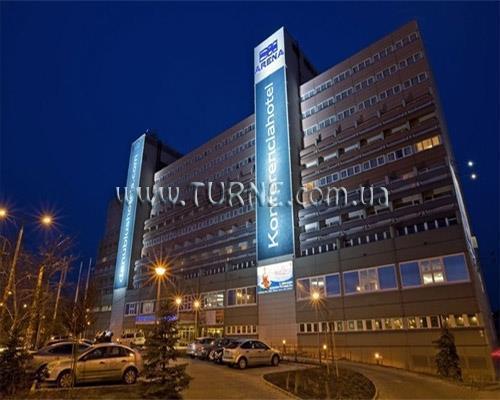 Danubius Hotel Arena Будапешт