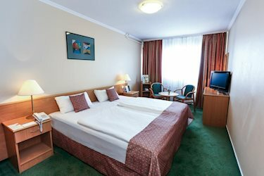 Danubius Hotel Arena 4*, Венгрия, Будапешт