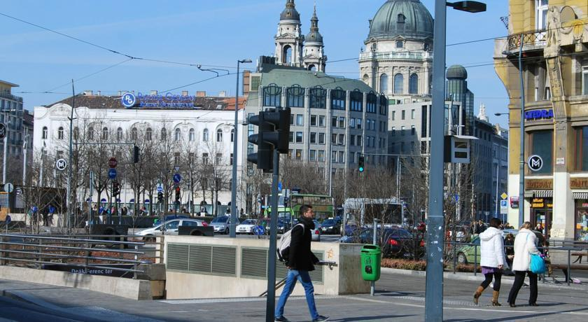 Фото Intercontinental Budapest 5*