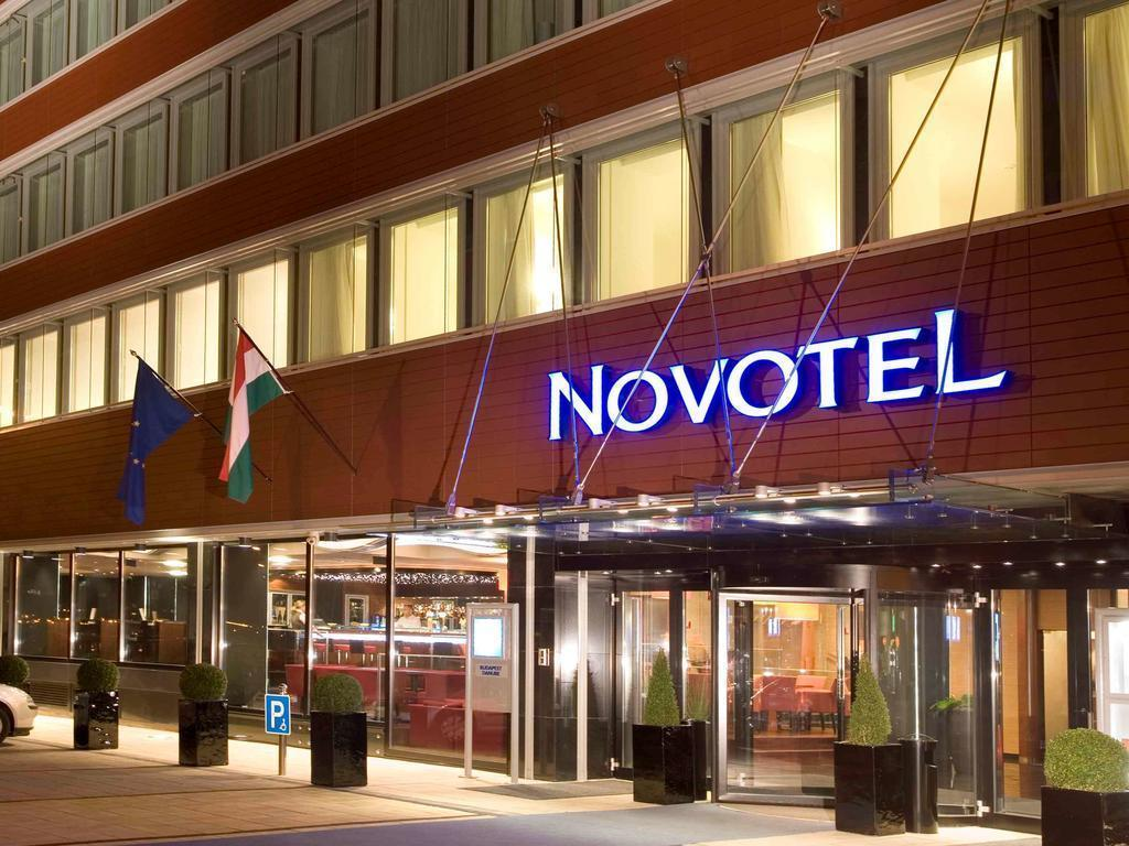 Фото Novotel Danube 4*