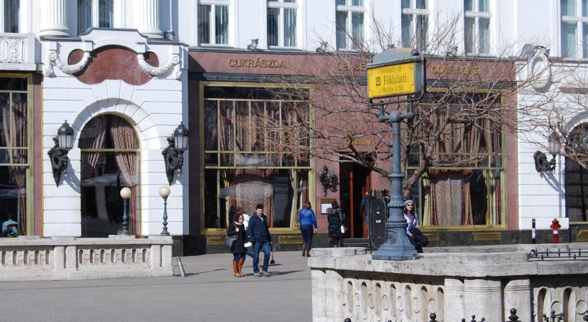Фото Mercure Budapest City Center 4*