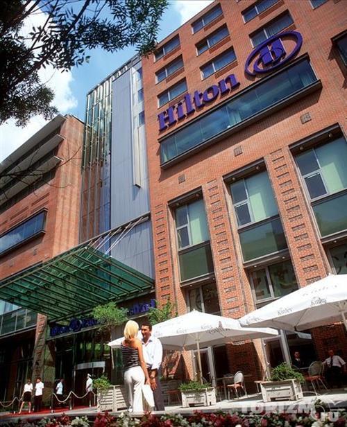 Фото Hilton Budapest West End 5*