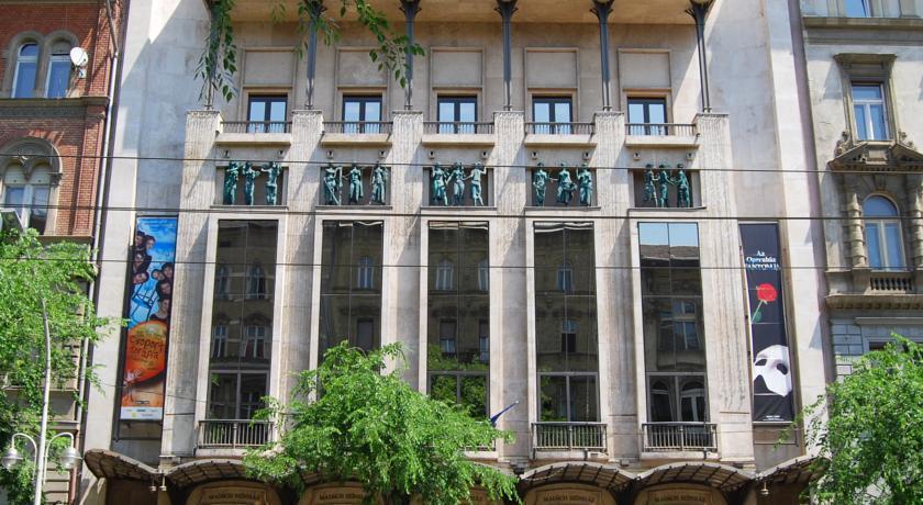 Фото Continental Hotel Budapest 4*