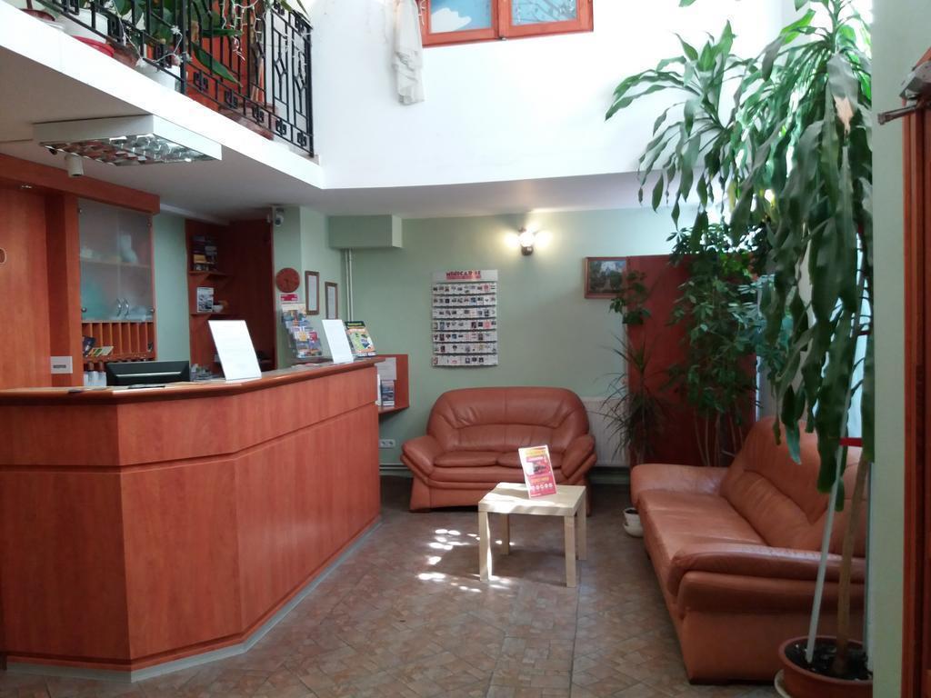 Отель Central Green Hotel Венгрия Будапешт