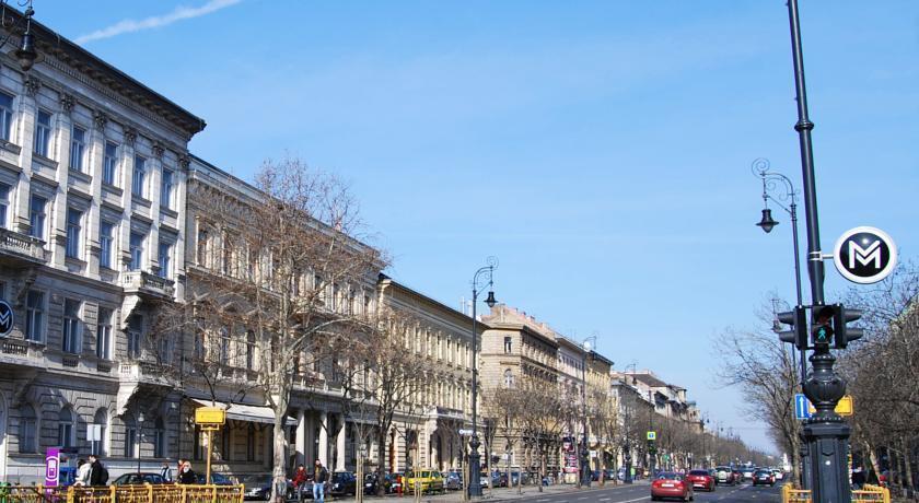 Silver Budapest City Center Венгрия Будапешт