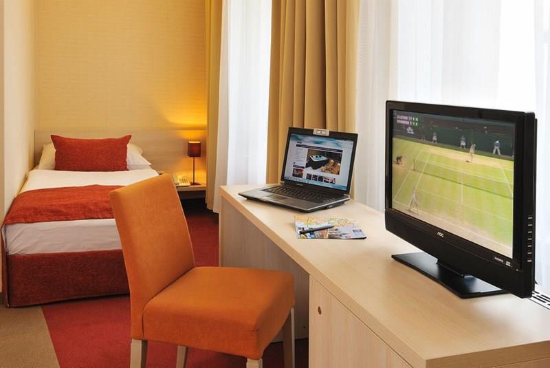 Отель Star City Hotel Будапешт