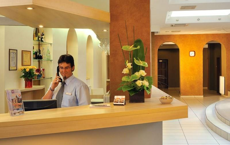 Отель Star City Hotel Венгрия Будапешт