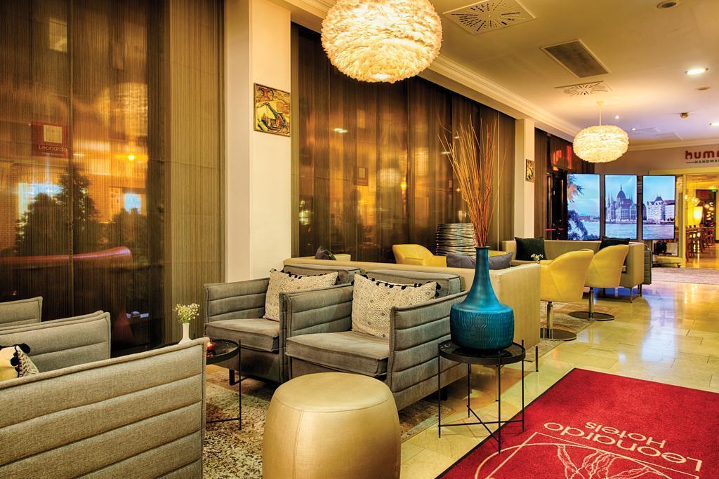 Фото Leonardo Hotel Budapest (ex. Ramada Budapest) 4*