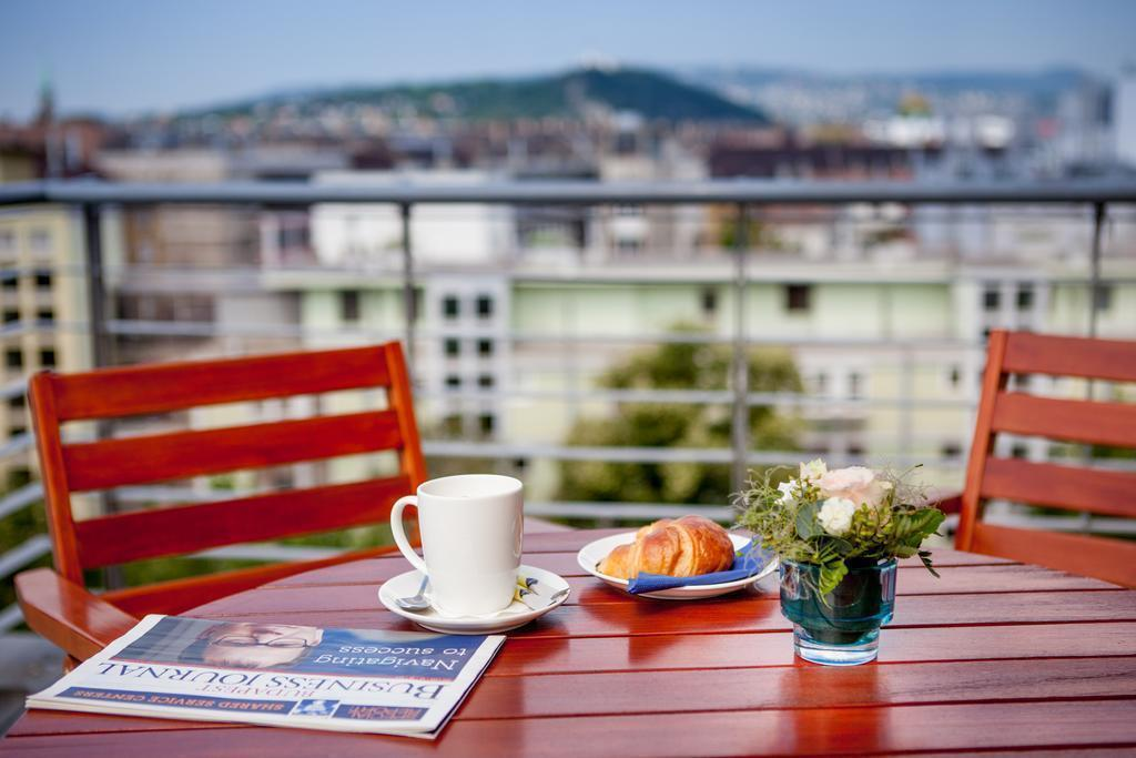 Фото Fraser Residence Budapest 4*