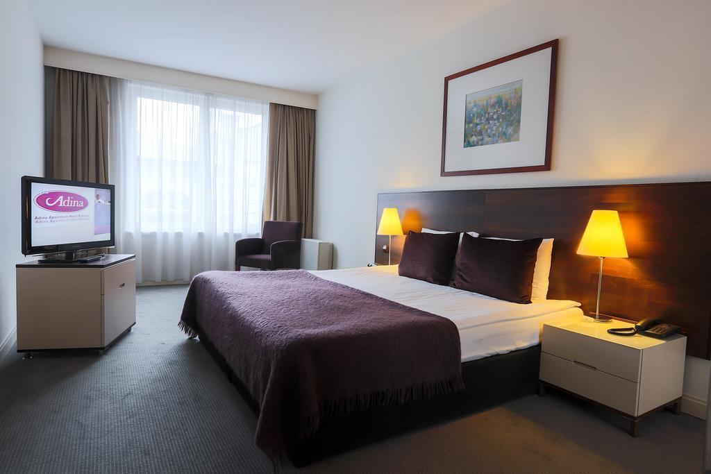 Отель Adina Apartment Hotel Budapest Будапешт