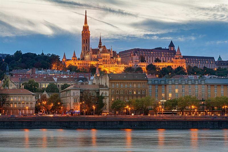Fortuna 3* Венгрия Будапешт