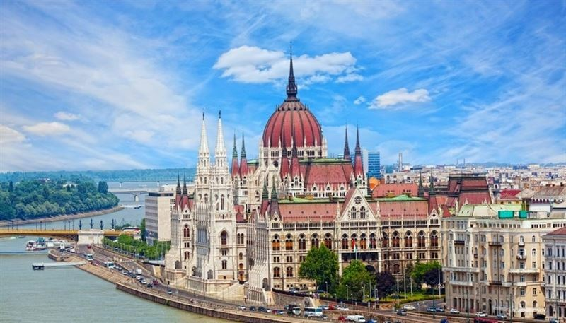 Отель Fortuna 3* Будапешт
