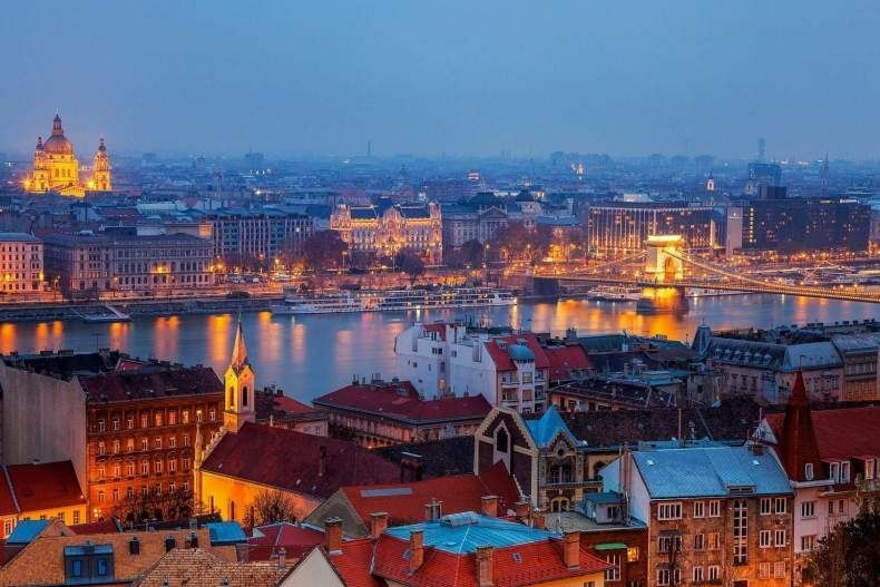 Отель Fortuna 3* Венгрия Будапешт