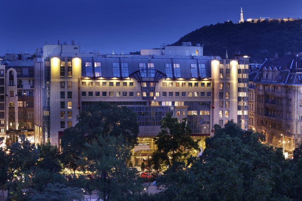 Фото Kempinski Hotel Corvinus Budapest 5*