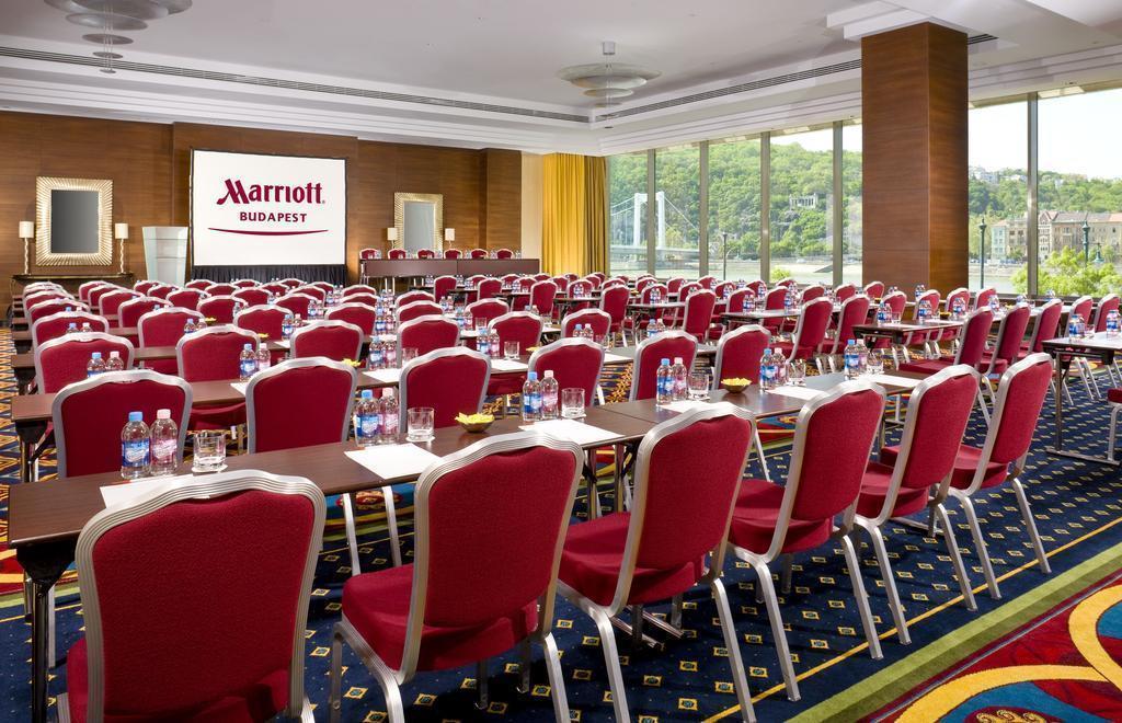 Отель Budapest Marriott Hotel (ex. Marriott Hotel) Будапешт