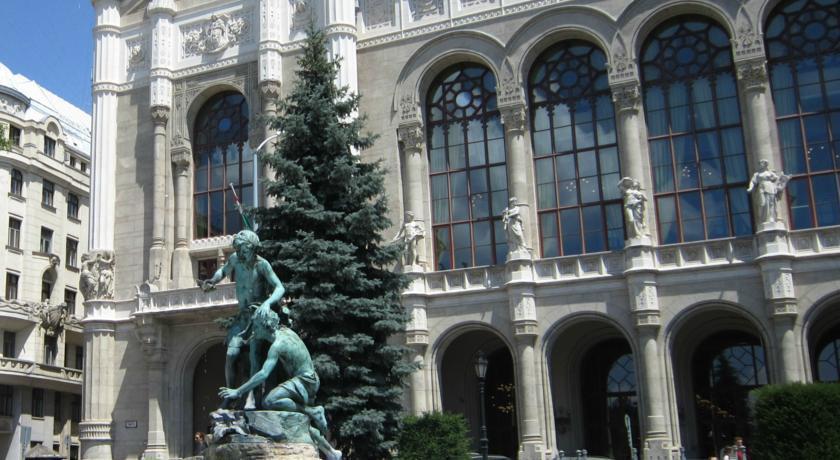 Фото Budapest Marriott Hotel (ex. Marriott Hotel) Будапешт