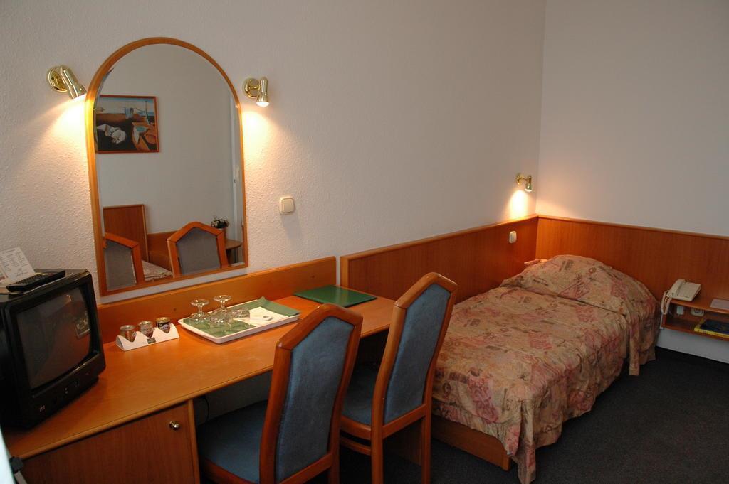 Hotel Benczur Венгрия Будапешт