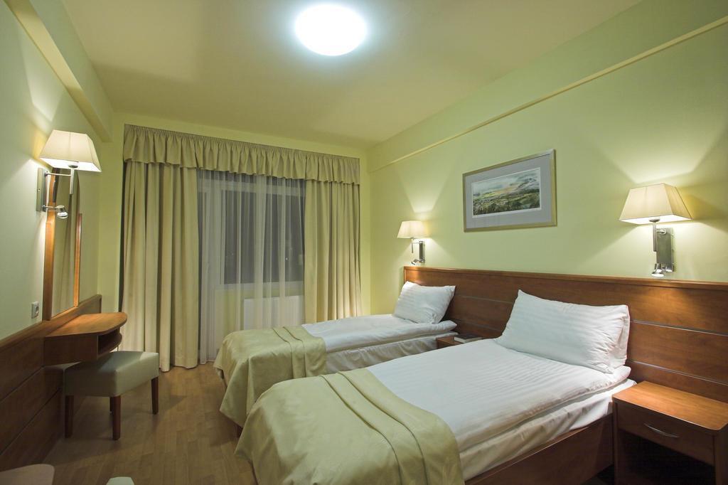 Hotel Benczur Будапешт